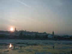 Icy Danube