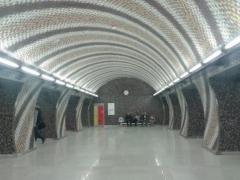 New metro line- number 4.