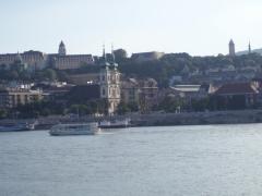 Danube bank